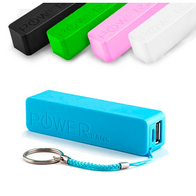 Paquete De 50 Power Bank 2600 Mah Batería Externa Universal