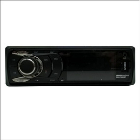 Crown Mustang Dmr-7000bt, Stereo, Mp3 Usb/sd, Bluetooth