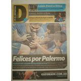 Boca 2 River 0-16/5/11 Deportivo Clarin-felices Por Palermo