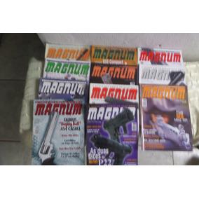 Revista Magnum Ano 13 N°73-74-75-76-77-78-79-81-82-83-84