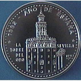 Spg Cuba 1 Peso 1991 Torre De Oro Sevilla