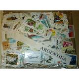 Argentina - Kilo De Estampillas