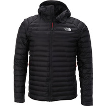 Campera The North Face Quince Capucha Ultraliviana Pluma 800