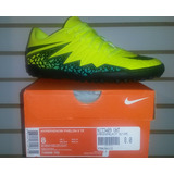 Nike Hypervenom Phelom Cancha Sintetk 100%original Importado