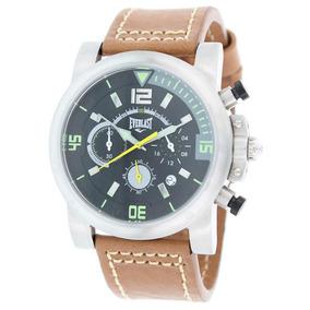 Relógio Masculino Cronógrafo Everlast - E225