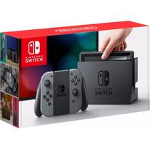 Nintendo Switch Gris Entrega Ya! Juegos Accesorios A Pedido