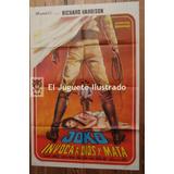Spaghetti Western Joko Invoca Dios Mata Cine Antiguo Afiche