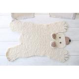 Alfombra Oso Polar Bebes Niños |lana| Baby Boutique - Tejido