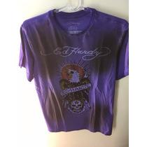 Camiseta Tshirt Ed Hardy Masculina G Larg Christian Audigier
