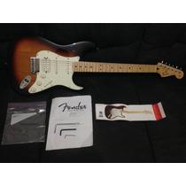 Guitarra Fender Super Stratocaster Hss Mexicana Frete Gratis
