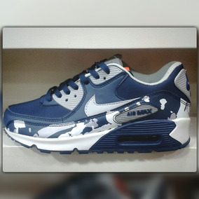 Zapatos Deportivos Nike Originales Air Max 90 Moteados