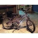 Bicicleta Tonino Rod 16 Usada