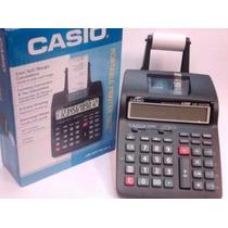 Calculadora C/ Bobina Casio Hr-100tm 12 Dig. - 2.0 Linhas/se