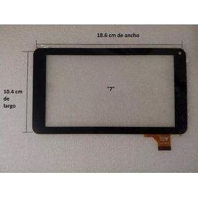 Touch De 7 Cristal Techpad Xtab Medidas 18.6x10.4cm