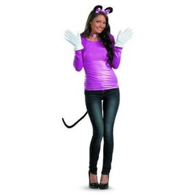 Disfraz Kit Adulto Disney Mickey Mouse Clubhouse Minnie Mous
