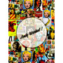 Láminas Decoupage Autoadhesivas - Frida Kahlo Picasso Warhol