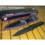 Cuchillo Columbia Dagger Full Metal Con Herramienta + Funda