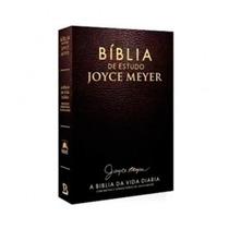 Bíblia De Estudo Joyce Meyer Letra Grande
