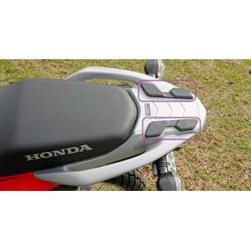 Jogo Borracha Rabeta Traseira Bros 150/160 Original Honda
