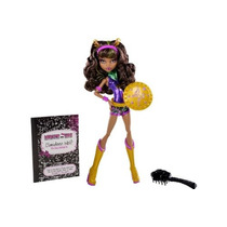 Monster High Ghouls Poder Claudeen Wolf (lobo Wonder)