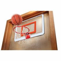 Mini Canasta Baloncesto Basketball Portátil P/ Puerta Tabler