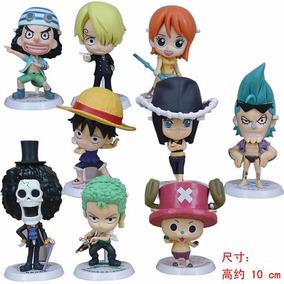 One Piece Figuras Chopper Nami Nico Brook Sanji Y Mas