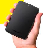 Disco Duro Toshiba Externo 2tb Usb 3.0 Original Canvio 5gb/s