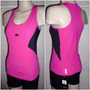 Remera Musculosa Top Schnell Supplex Lycra Excelente Calce