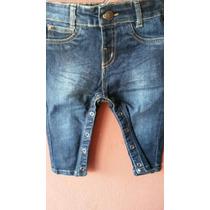 Calça Jeans Vrk Baby 3 A 6 Meses