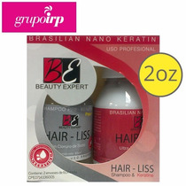 Keratina Hair-liss Queratina Alisante De 2oz Original Brasil