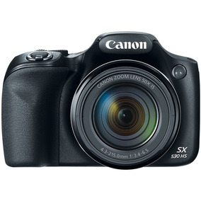 Canon Powershot Sx530 16mp 50x Full Hd Wifi Nfc Local Gtia