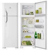 Refrigerador Electrolux 2p 363l Branco Dc44 220v