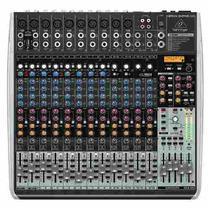 Mesa Behringer Xenyx Qx2442 Usb Com Efeitos;08980 Unimusic