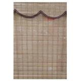 Persiana De Bamboo Flequillos Hogar Decorativa Grande Roller
