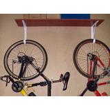 Suporte Parede Pendurar Bicicleta Bike Escada Prateleira