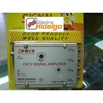 Amplificador De Señal 30 Db 1 Entrada 4 Salidas