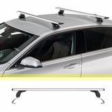 Barras Portaequipaje Aluminio Universal Autos Camionetas
