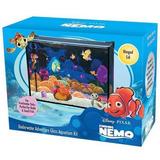 Aquario Pixar-disney Kit Procurando Nemo 15 Litros(vidro)top