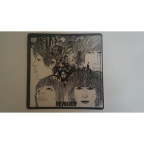 Beatles Adesivo Em Vinil Da Loja Oficial Apple Importado.