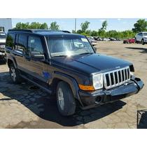 Jeep Commander 2007 Se Vende Solamente Por Partes