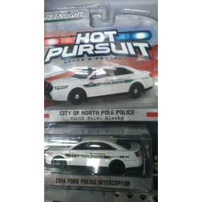 Greenligth Patrullas 2014 Ford Police Interceptor Lyly Toys