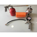 Kit 5 En 1 Para Compresores P/aire En Kit 5 Pzas