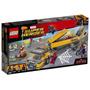Lego Súper Héroes 76067 Civil War Tanker Truck Takedown Orig