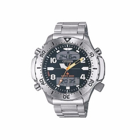 Relogio Citizen Promaster Aquamount 200m Watch Jp3040-59e