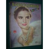 Revista Radiolandia 1614 Maria Vaner Magaña Garces Sandrini