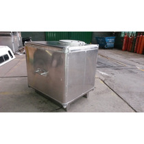 Tanque De Aluminio Mochila De Consumo 1000 Litros