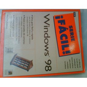 Windows 98 Facil