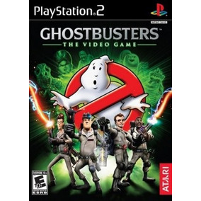 Patch Jogo Ghostbusters The Video Game Play2 Ps2 Play 2 Ps 2