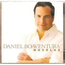 Daniel Boaventura Novelas Cd Lacrado Original Som Livre