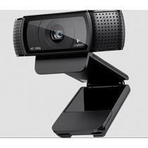 Camara Web Logitech C920 Webcam Full Hd 15 Megapixeles 1080p